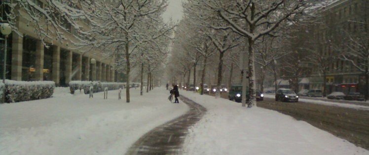 Fahrrad-Produkte für die Zeit, wenn's kalt und eisig ist