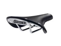 Brooks Sattel Cambium C19 Black Unisex