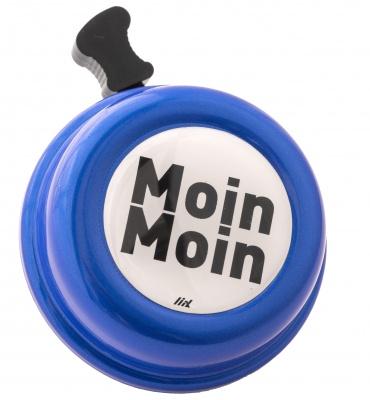 Liix Klingel Moin Moin Cobalt Metallic