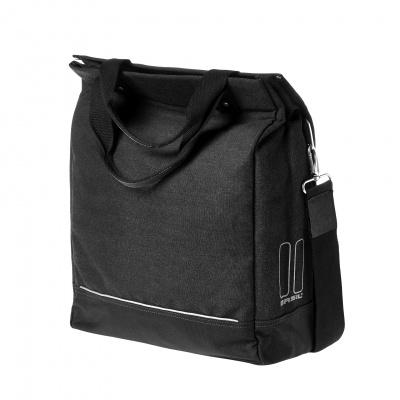 Basil HR-Gepäckträgertasche Urban Fold Cross Body Bag Schwarz