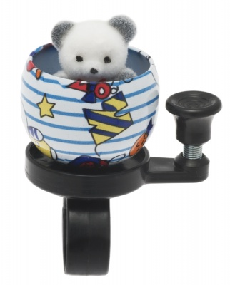 Liix Fahrradklingel Teddy Bear