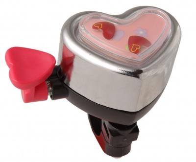 Liix Fahrradklingel Heart Shaped