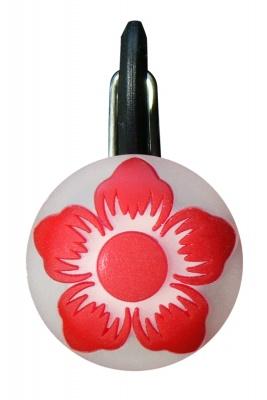 Nite Ize ClipLit LED Licht Wildblume rot/weiß