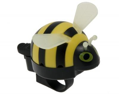 Liix Fahrradklingel Yellow Bee