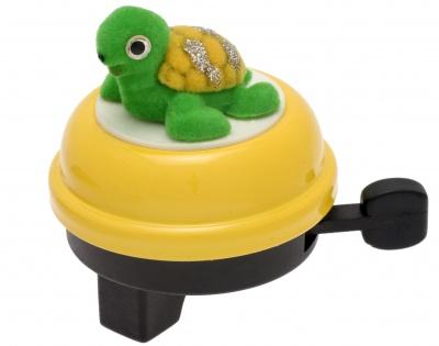 Liix Fahrradklingel Turtle Yellow