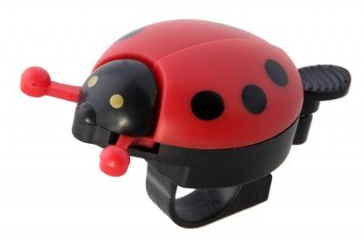 Liix Fahrradklingel Ladybird