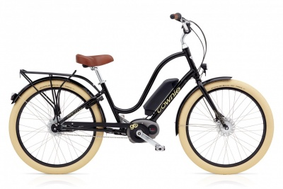Electra Pedelec Townie Go! 8i Ladies Ebony