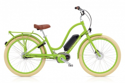 Electra Pedelec Townie Go! 8i Ladies Lime