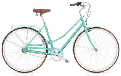 Electra Premium Retro Fahrrad Loft 3i / 8i Ladies Regular (52cm) Mint Mojito