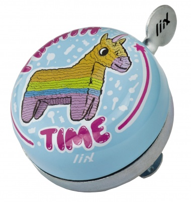 Liix Mini Ding Dong Fahrradklingel Unicorn Piñata