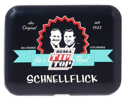 Rema Tip Top Fahrradflickzeug Schnellflick Nostalgie Limited Edition