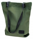 Liix Kannwas Canvas Olive Green