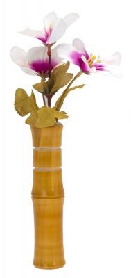 Liix Fahrradlenker Vase Bamboo Yellow