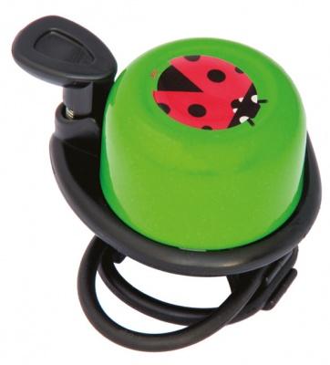 Liix Fahrradklingel Scooter Bell Bug Green