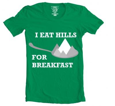 Clockwork Gears T-Shirt I Eat Hills Men