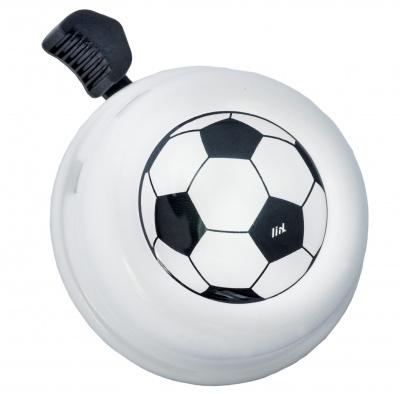 Liix Klingel Soccerball weiß