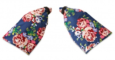 Basil Fahrrad-Handgamaschen/-schützer Blossom Roses