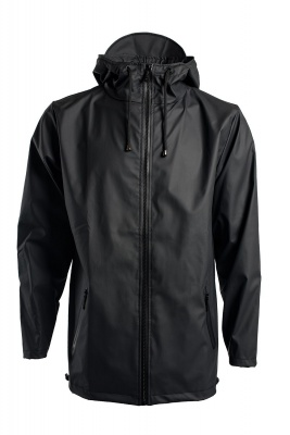 Rains Regenjacke Breaker Black