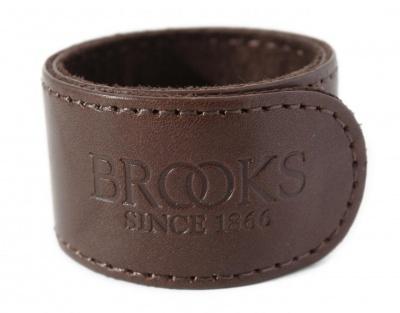 Brooks Hosenschutzband Braun