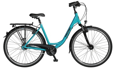 Velo de Ville City Premium C200 HS11 28'' Comfort 8-Gang Azur Blau
