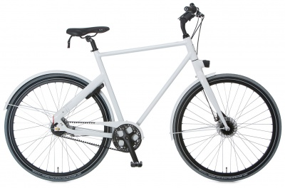 Cortina Urban Bike Blau Men 7-Gang Minor Grey