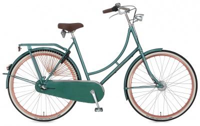 Cortina Soul 3-Gang Damenfahrrad Jade Green