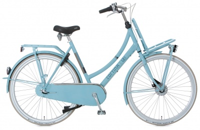 Cortina Transport U4 3-Gang Frauenrad Pastel Turquoise