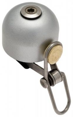 Liix Fahrradklingel Deci Bell Silber silber