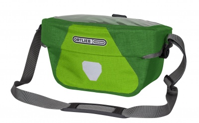 Ortlieb Fahrradlenkertasche Ultimate6 Plus Size S Limone-Moosgrün