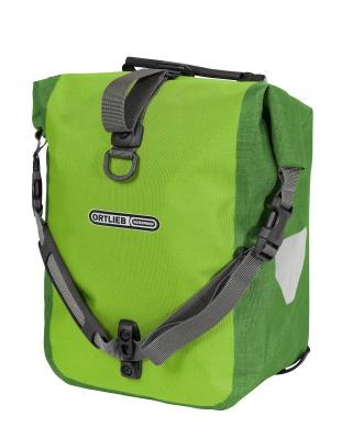 Ortlieb Gepäcktaschen Sport-Roller Plus Limone-Moosgrün