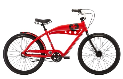 Felt Cruiser Red Baron 3-Gang