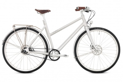 Schindelhauer Fahrrad Frieda 8-Gang Frauen Alu Pur