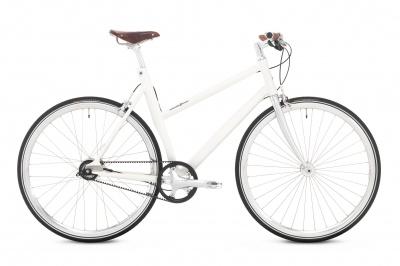 Schindelhauer Fahrrad Lotte 8-Gang Frauen Sahneweiß