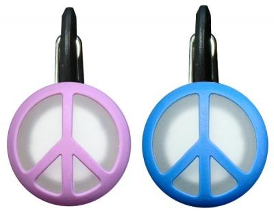 Nite Ize ClipLit LED Licht PEACE Zeichen