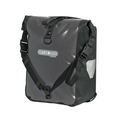 Ortlieb Gepäcktaschen Sport-Roller Classic Asphalt-Schwarz
