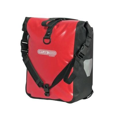 Ortlieb Gepäcktaschen Sport-Roller Classic Rot-Schwarz