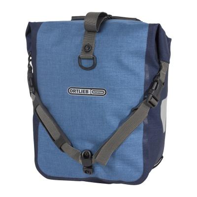 Ortlieb Gepäcktaschen Sport-Roller Plus Denim-Stahlblau