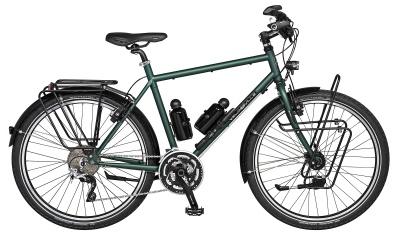 Velo de Ville Reise Premium R650 HS11 26'' Herren 30-Gang Britischgrün Matt