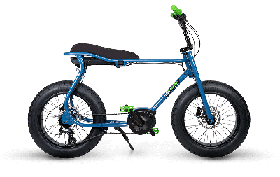 Ruff Cycles Lil Buddy Blau Active Line 300 Wh