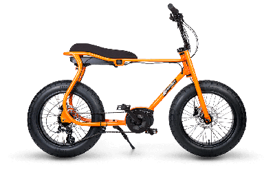Ruff Cycles Lil Buddy Orange Active Line 300 Wh