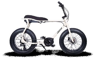 Ruff Cycles Lil Buddy Weiß Performance CX 500 Wh