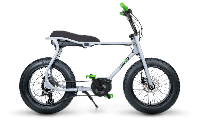 Ruff Cycles Lil Buddy Grau Active Line 300 Wh