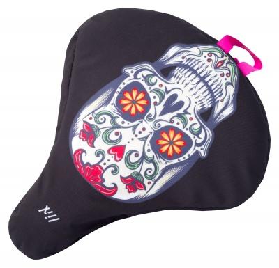 Liix Saddlecover Sugar Skull
