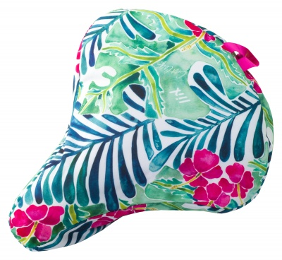 Liix Saddlecover Tropical Hibiscus