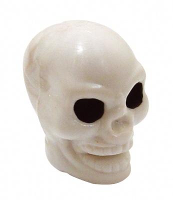 TrikTopz Ventilkappen weiße Totenköpfe schwarze Augen