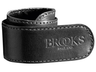 Brooks Hosenschutzband Schwarz