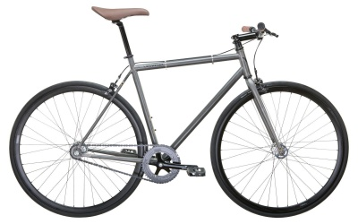 Voxom Urban Bike Ambit 2-Gang Automatik Raw Finish Matt