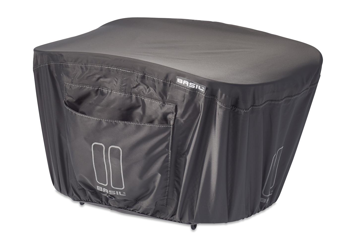 Basil Regenschutz Keep Dry M Grau für Icon/Bold