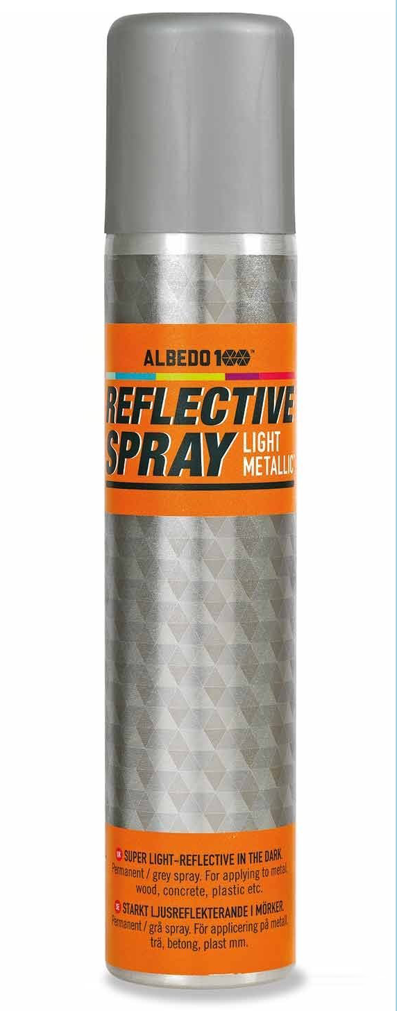 Albedo100 Reflective Spray Light Metallic