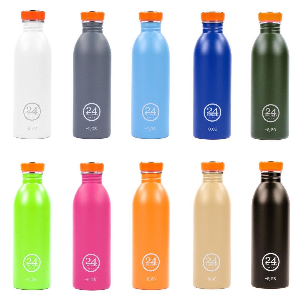24bottles trinkflasche urban bottle 0 5 beim fahrradfachh ndler kaufen. Black Bedroom Furniture Sets. Home Design Ideas
